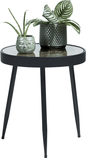 table d'appoint reese - 45 x 45 cm