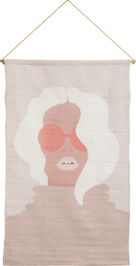 cintre mural charlie - 150 x 90 cm