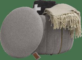 pouf lolita - 51 x 51 cm