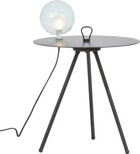 larry wall table with led 1-light