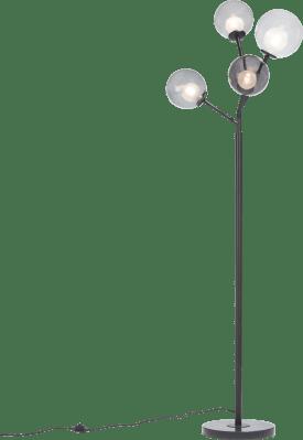 malin lampe sur pied 4-ampoules