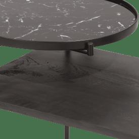 table d'appoint kyra - hauteur 57 cm