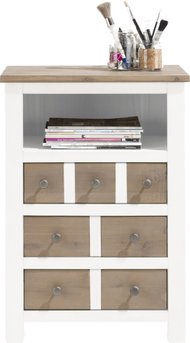 armoire petite 59 cm - 3-tiroirs
