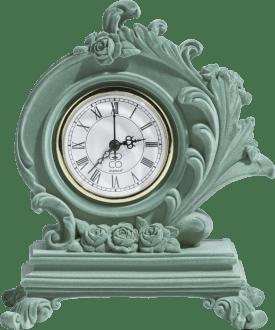 barok horloge de table h21cm