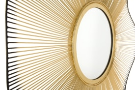 miroir jayda - 67 x 67 cm
