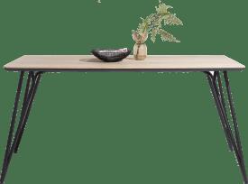 bartafel 210 x 100 cm. (hoogte: 92 cm.)