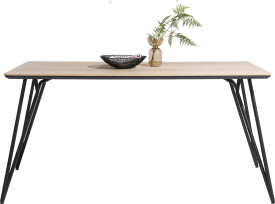 table de bar 180 x 100 cm. (hauteur: 92 cm.)