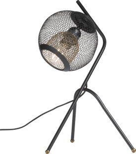 marco, table lamp 1-light (e27) with dimmer