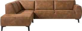 Ottomane small left - corner part - 3 seater arm right