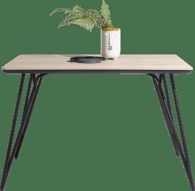 table de bar 160 x 100 cm. (hauteur: 92 cm.)
