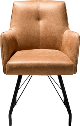 fauteuil avec ressorts ensaches - tissu rocky