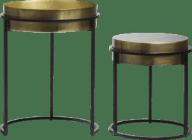 set van 2 bloempotten marise - diameter 43 cm / 35 cm