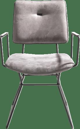 fauteuil - cadre noir - kibo