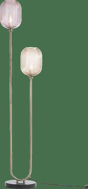 maxime vloerlamp 2*e27