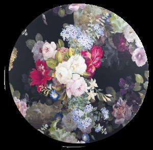 print velvet bouquet d98cm