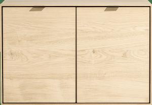 box 60 x 90 cm. - zum aufhaengen + 2-tueren