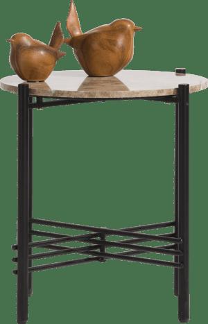 aubrey side table h49cm