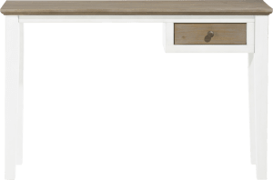 table pour laptop 120 x 40 cm + 1-tiroir t&t