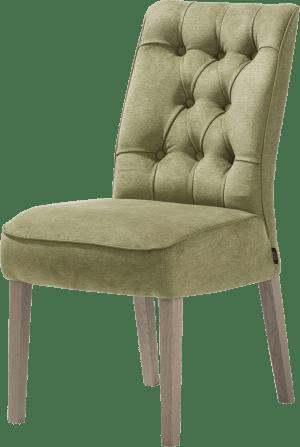 chaise - pieds chene weathered grey - volterra / tatra