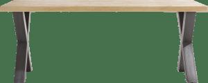 eetkamertafel 170 x 100 cm