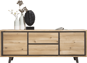 sideboard 210 cm - 2-tueren + 2-laden