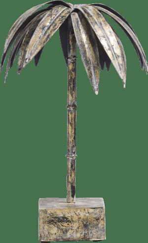palm tree beeld h35cm