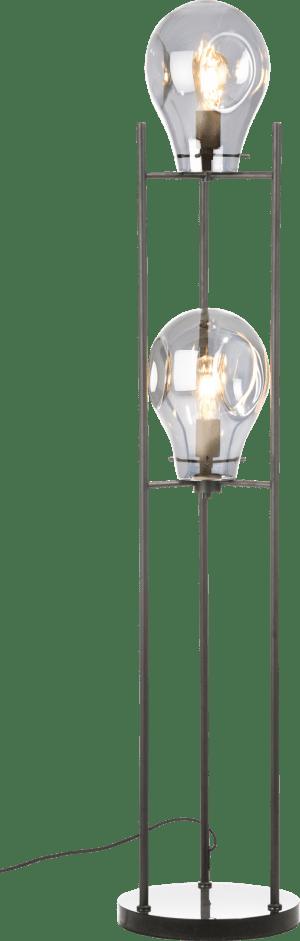 charlie vloerlamp 2*e27
