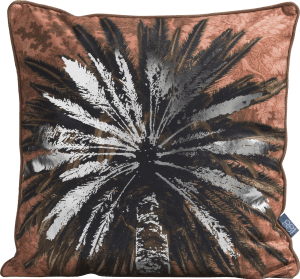 palm coussin 45x45cm