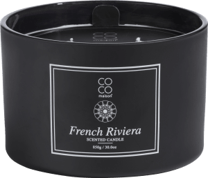 scented candle xl french riviera