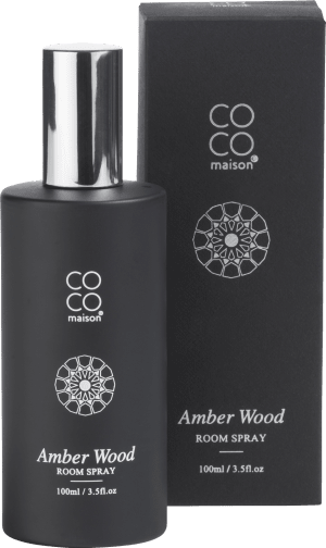 interior spray 100 ml amber wood