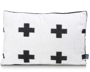 cross cushion 40x60cm