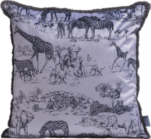 cushion safari 45 x 45 cm