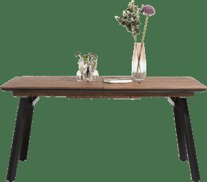 table a rallonge 160 (+ 60) x 100 cm