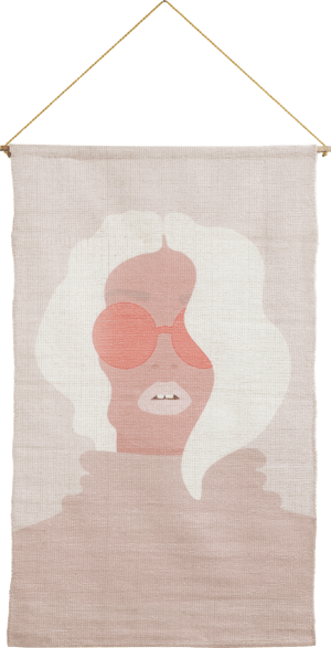 charlie tapestry 150x90cm