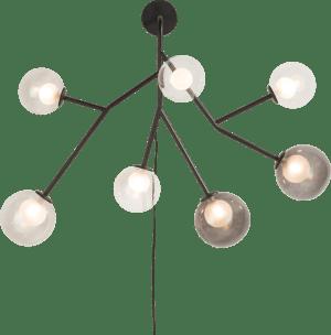 malin wandlamp 7*g9