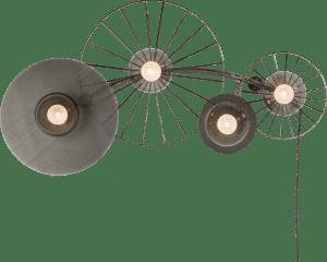 crawford wandlampe 4*g9