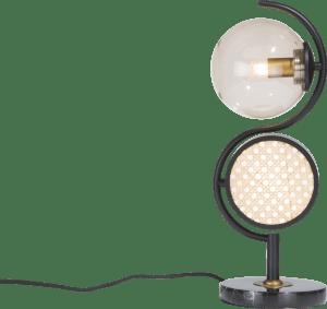 lia tafellamp 1*g9+1*e14