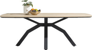 table ovale 190 x 108 cm