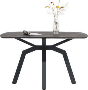 table de bar ovale 160 x 108 cm (hauteur: 92 cm)