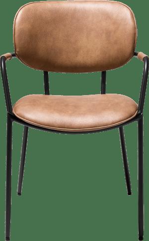 armstoel - stof pala