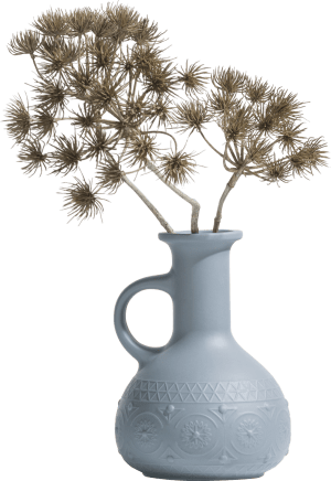 melina vase m h26cm