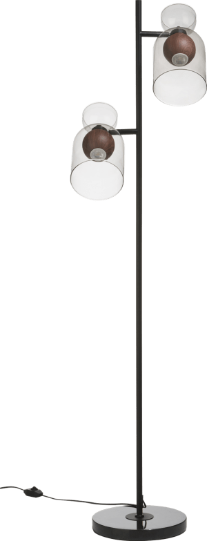 skylar stehlampe 2*gu10