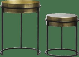 marise set of 2 side tables