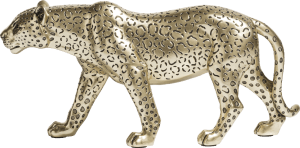 leopard figurine h17cm
