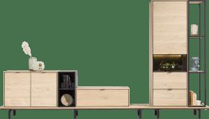 box 45 x 90 cm. - zum aufhaengen + 2-tueren