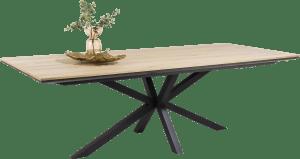 table 180 x 100 cm - metal