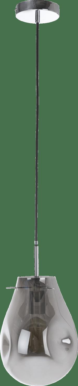 charlie, hanglamp - 1 lamp e27