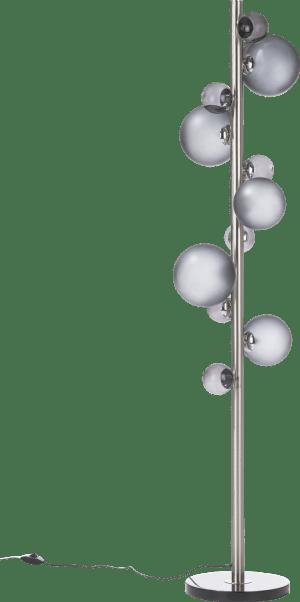 rita, vloerlamp 5-lamps