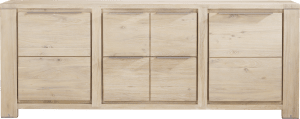 buffet 220 cm 2-portes + 2-tiroirs