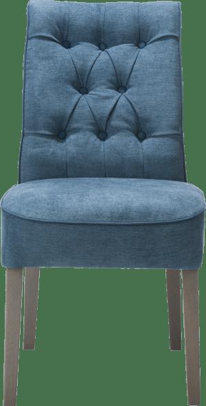 eetkamerstoel - eiken weathered grey - volterra / tatra